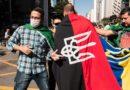Explícito nas ruas, bolsonarismo neofascista se inspira em extremismo e anticomunismo da Ucrânia