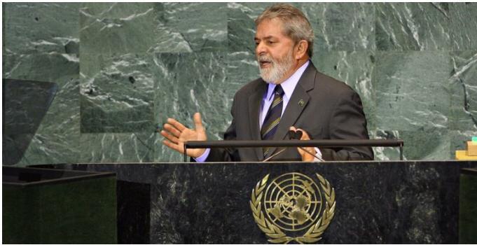ONU convida Lula para discursar, após fiasco de Bolsonaro