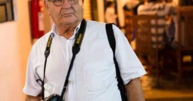 Personagens de Brasília: O repórter fotográfico da vida noturna-Por Josibel Rocha
