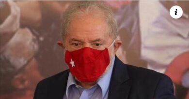 """Lula parabeniza Biden por defender quebra de patente: """"Decisão histórica"""""""