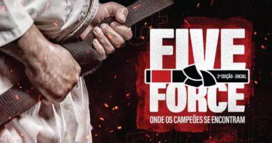 Five Force: última edição termina hoje em Brasília