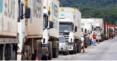 """""""É movimento do Agro, não temos nada contra o STF"""" diz presidente dos sindicato dos caminhoneiros de Goiás"""