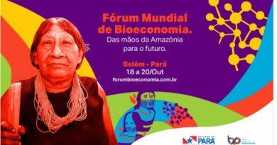 Biotec-Amazonas apresenta o genoma do açaí no Fórum Mundial de Bioeconomia